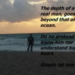 Depth of a Man